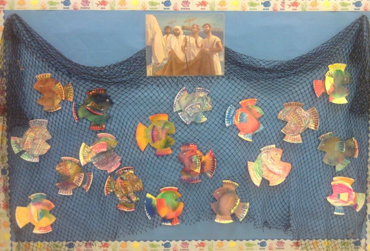 Faith Filled Freebies Fishers of Men Theme by Charlotte