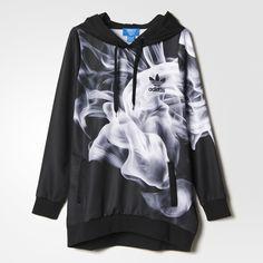 adidas - Saco de Capucha Originals White Smoke Rita Ora