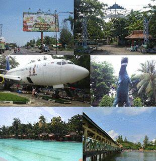 Pantai Purwahamba Indah Tegal Jawa Tengah