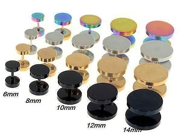 Mπάρες και τάπες σε όλα τα χρώματα και τα μεγέθη από αντιαλλεργικό τιτάνιο στο http://amalfiaccessories.gr/mpares-tapes/