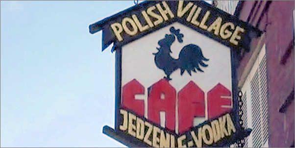 Polish Village Cafe