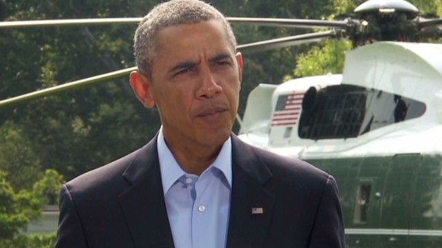 Obama: 'Successful' airstrikes against ISIS, but victory up to Iraqis