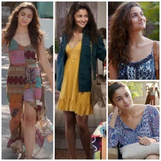 Here is how you can steal Alia Bhatt's boho-chic look from Dear Zindagi