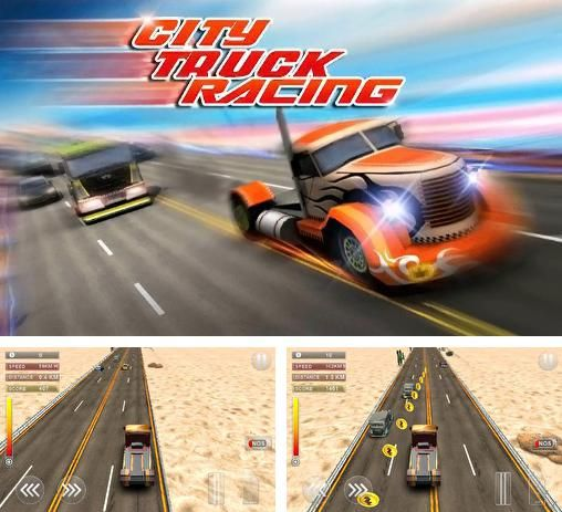 City truck racing 3D Hack is a new generation of web based game hack, with it's unlimited you will have premium game resources in no time, try it and get a change to become one of the best City truck racing 3D players.  City truck racing 3D – drive a powerful truck among …