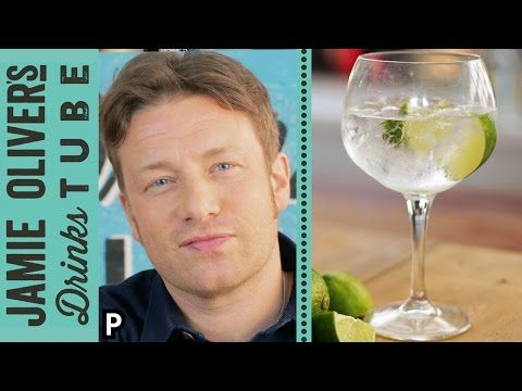 ▶ Ultimate Gin and Tonic   Jamie Oliver - YouTube