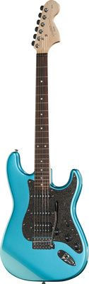 Fender Squier Affinity Strat HSS LPB
