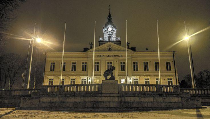 Townhall of Pori
