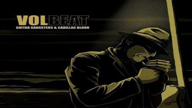 VOLBEAT- Guitar Gangsters & Cadillac Blood Mascot Records Vinyl (Full Al...