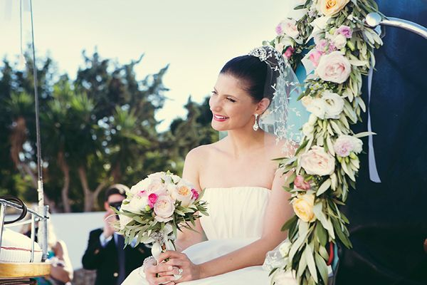 Elegant fall wedding in Spetses | Anthea & Marty  See more on Love4Wed  http://www.love4wed.com/elegant-fall-wedding-spetses-greece/  Photography by ANNA ROUSSOS PHOTOGRAPHY   http://www.annaroussos.com