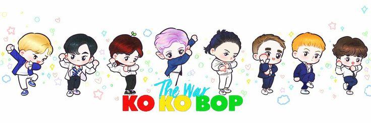 EXO KokoBop fanart