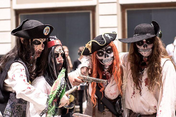 Carnaval no DG: Zombie Walk Curitiba, por Celso Oliveira