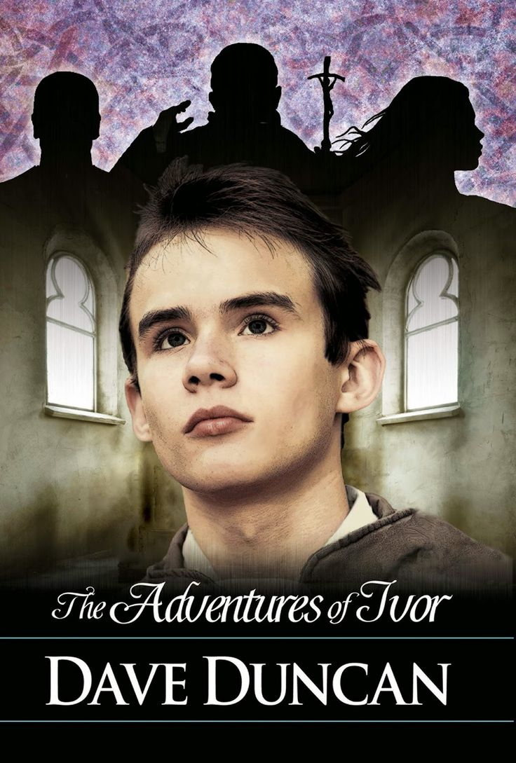 The Adventures of Ivor -- by Dave Duncan. An Ivor omnibus, it includes: The Runner and the Wizard, The Runner and the Saint, and The Runner and the Kelpie. Set in 12th century Scotland, a boy messenger survives by his wits and courage to become a true hero.