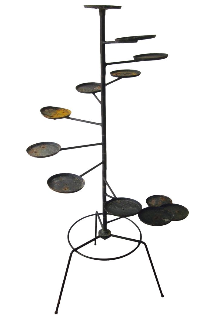 Mid Century Plant Stand 334 Best Garden Planters And Stands Images On Pinterest Garden