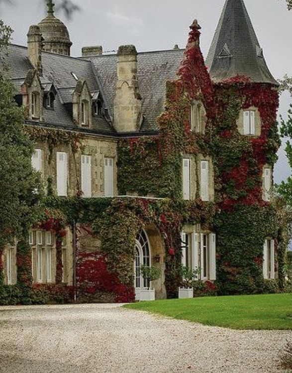 Pin By Carol Christ On R E D English Manor Houses Mansions