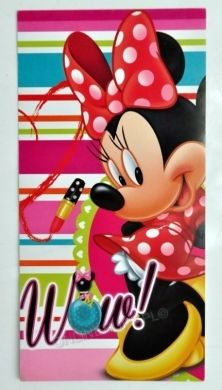 Ręcznik dziecięcy Myszka Minnie (70x140) OH-A12-00173