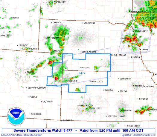 SPC Severe Thunderstorm Watch 477 Status Reports - http://blog.clairepeetz.com/spc-severe-thunderstorm-watch-477-status-reports/