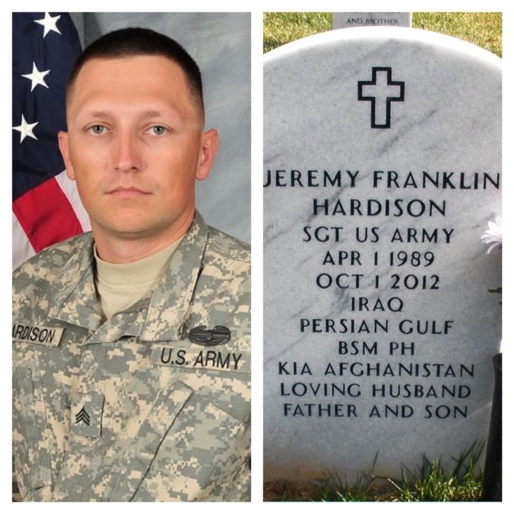 HERO OF THE DAY: Army Sergeant Jeremy F. Hardison of Maysville, N.C., died at age 23 on October 1, 2012 in Khost, Afghanistan, of injuries caused by a suicide bomber. Jeremy was born April 1, 1989, in New Bern. He enlisted in the National Guard before graduating from White Oak High School in Jacksonville. Jeremy was attending N.C. State University when he received his orders to serve in Operation Enduring Freedom. No greater love hath any man, than lay down his life for another. He will be…