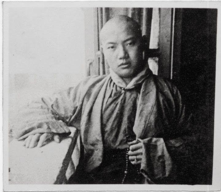 The 17th Karmapa: Precious Photos of Sixteenth Karmapa, part 1