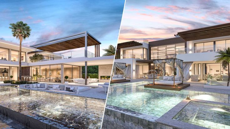 We launch two new investment opportunities! Two Exclusive Modern Villas For Sale in Marbella at 20% off the market price. Designed by Kristina O. Bråteng & Developed By Nok. Contact Us: info@bynok.es | 902 315 330