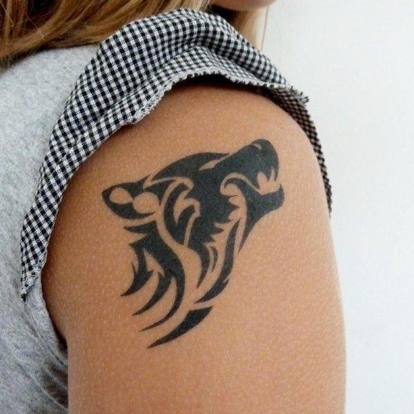 les 79 meilleures images du tableau tatouage loup sur. Black Bedroom Furniture Sets. Home Design Ideas