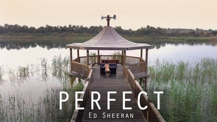 Ed Sheeran - Perfect | Piano Cover + Sheet Music