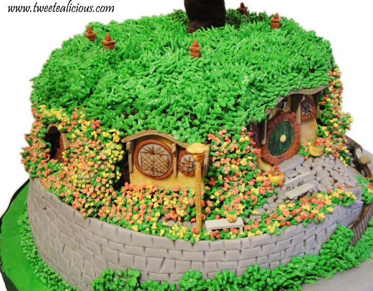 birthday cakes for boys lord of the rings   Detail Of The Cake Ideas and Designs