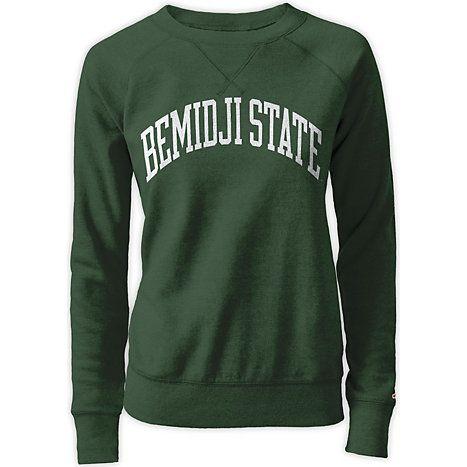 Product: Bemidji State University Women's Crewneck Sweatshirt