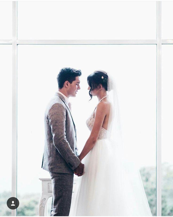 Jess and Gabriel Conte Wedding Day