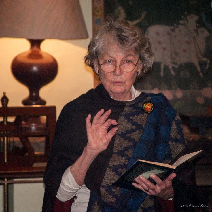 Dani's Photos: Event No 54 Verbeeldings with Petra Müller at Caritas