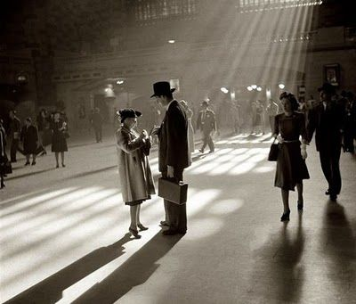 Grand Central Station, 1941