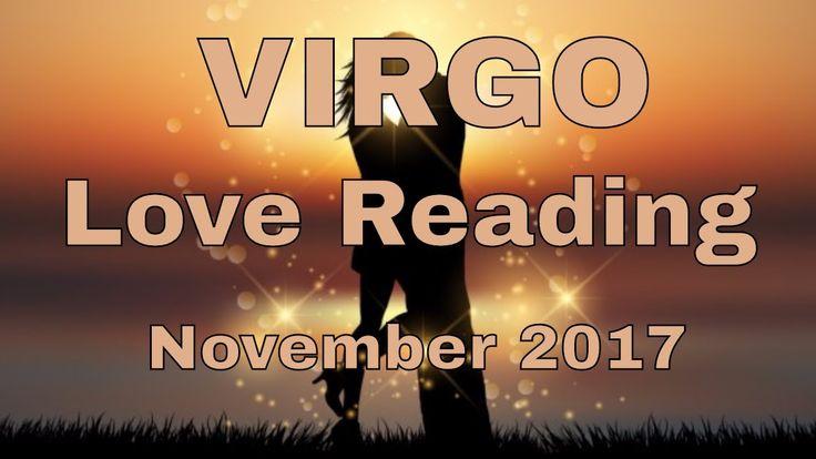 Virgo Love Reading November 2017 ~ Infinite Possibilities ~ Tarot by Son...