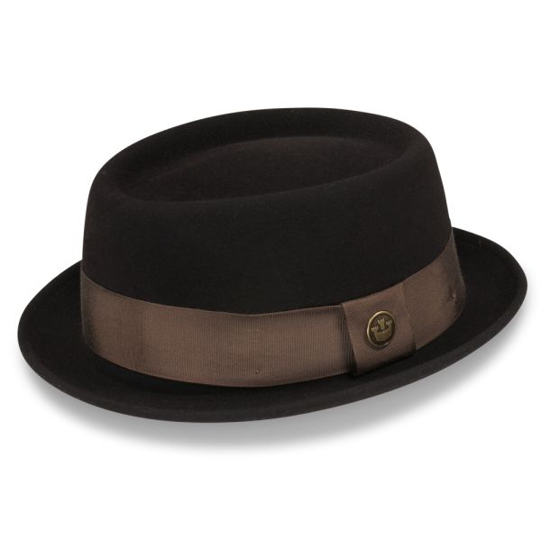 Tommy Goldfingers Felt Pork Pie Hat | Goorin Bros. Hat Shop