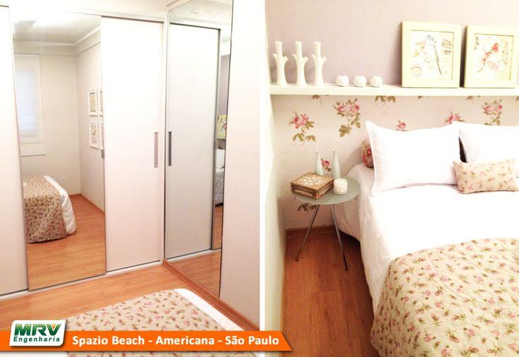 Apartamento decorado 2 quartos do spazio beach no bairro for Mobilia spazio