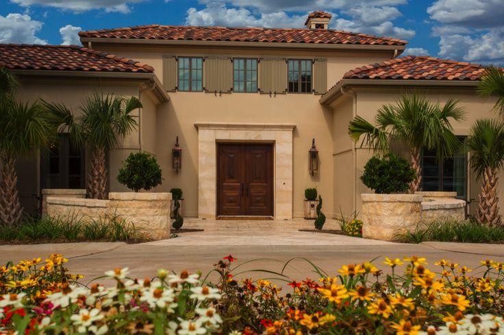 Custom Nic Abbey Custom Abbey Luxury Luxury Homes Exterior Forward
