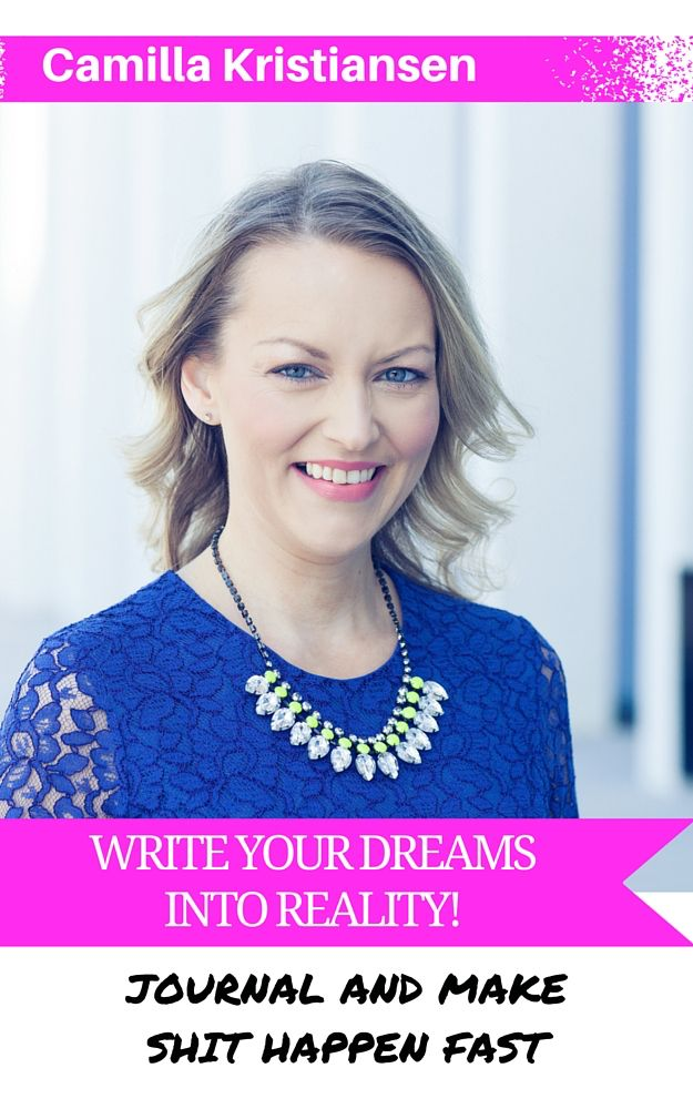 """You know that you can write your dreams into reality? If not, then you better start journaling, because that will get your dreams to happen fast. Trust me. The more time you spend on your mindset, the more success you will have. Buy this book and get your dreams to come true you too. As a kick-ass coach I know how to kick my own ass into action, but first I got to have my mind on the right place before I go all in. This book will get you to where you dream about. First write, then act. Get…"