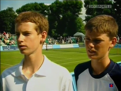 #Young #Andy & Jamie #Murray