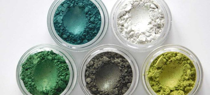 Zephyr Creative This collection of five green eye shadows with be the highlight of your day. #vegan #cleanbeauty   We create colours that mimic the beauty of nature. We combine these colours with premium white clay, beneficial minerals, and soothing oils to create a beautiful natural product that will exceed your expectations. ZCC CLAY MINERAL eye shadow is silky smooth, long lasting, crease proof, and will blend seamlessly.  No toxic fillers, harmful preservatives, animal products, or p