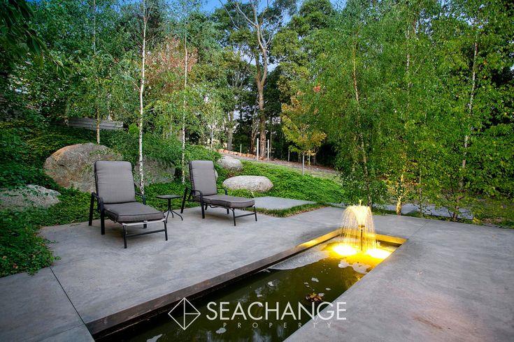 Garden design. Inspirational. Zen
