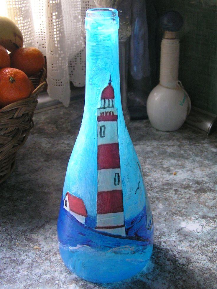 De Nuevo Nuevo: De como usar botellas usadas como si fueran nuevas