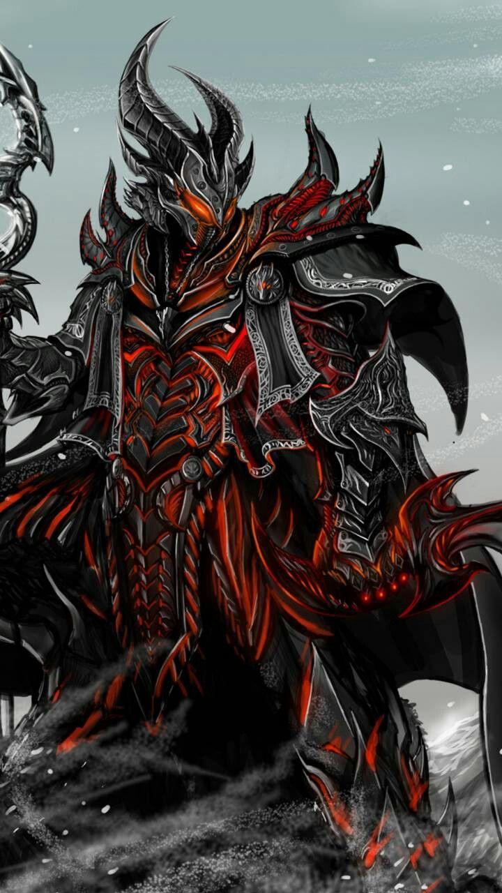 Dremora | Skyrim | Elder scrolls skyrim, Elder scrolls