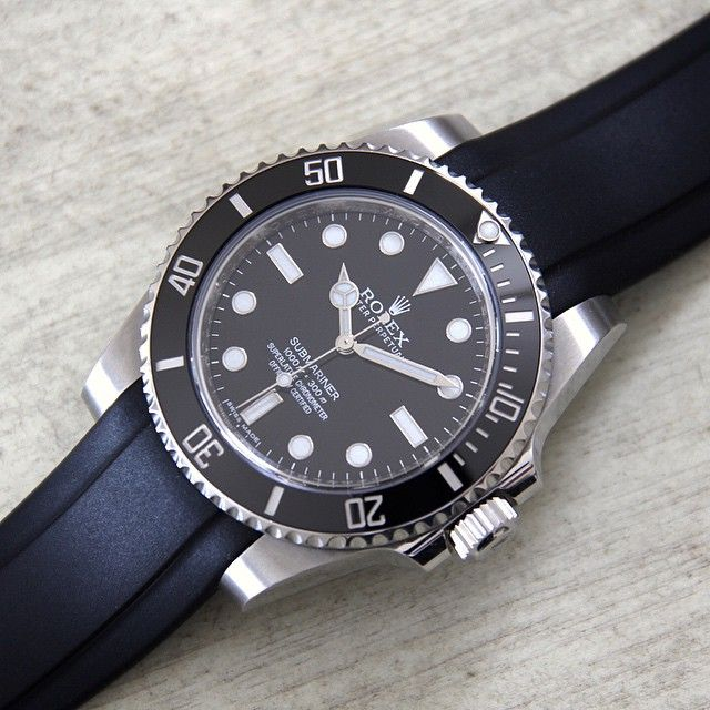 Michael from Everest Horology Products about his unique Rolex bracelets