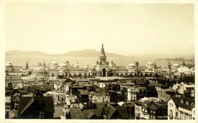 The Panama Pacific International Exposition, San Francisco, 1915