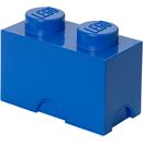 Lego Storage Brick 2- Blue LEGO40021731 Brick tidy Keep your Lego pieces tidy and organised in this storage case thats designed as an oversized Lego brick. The storage brick boasts two connectors and is stackable, so if you have more than o http://www.MightGet.com/january-2017-11/lego-storage-brick-2-blue-lego40021731.asp