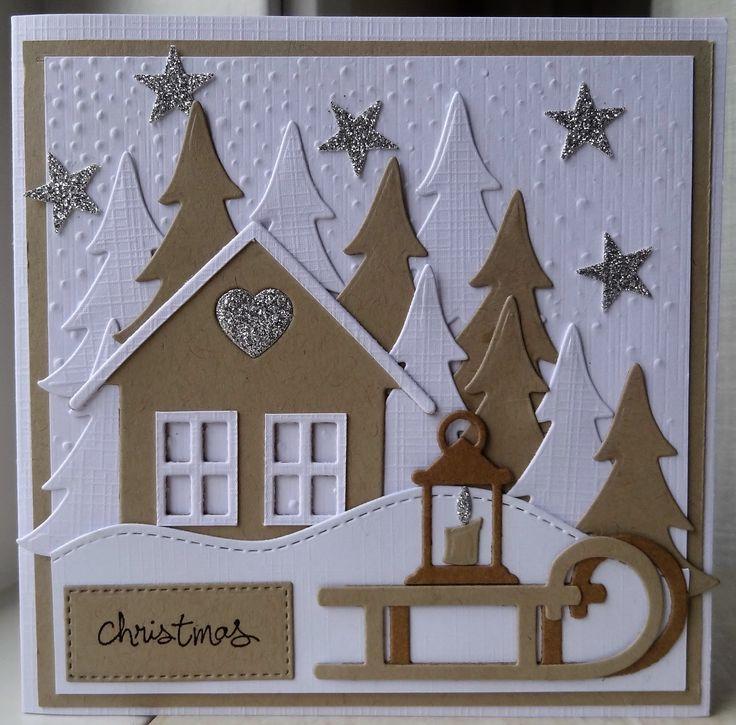 Картинки, открытки объемные к рождеству