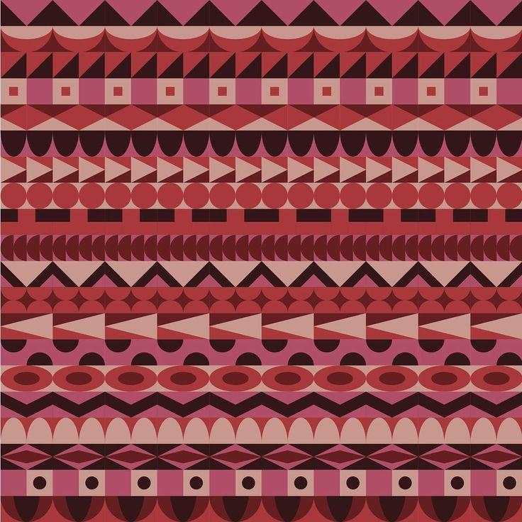 pattern design, Eva Lechner