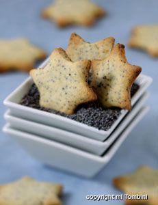 Sablés au citron et aux graines de pavot - Ôdélices : Recettes de cuisine faciles et originales !