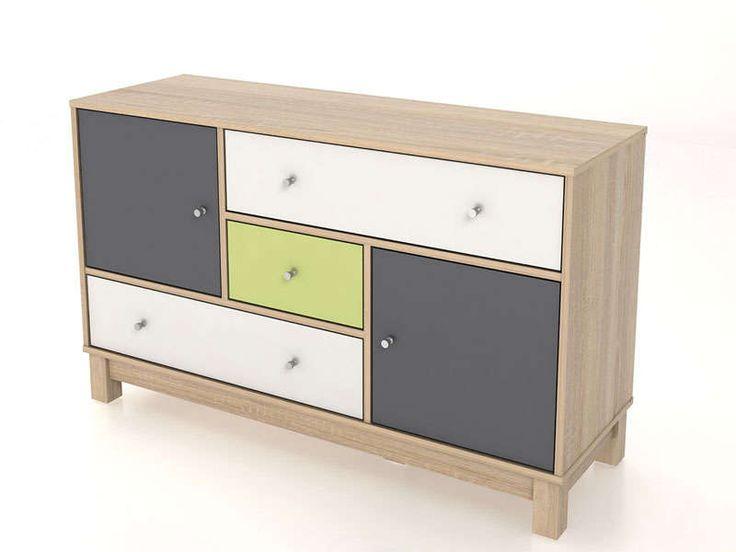 Meuble rangement color imbrique with meuble d angle conforama for Meuble angle conforama
