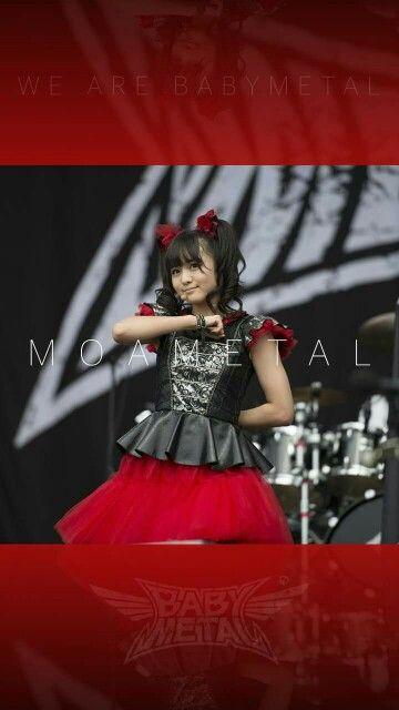 Moa Metal mobile wallpaper (fan edit)