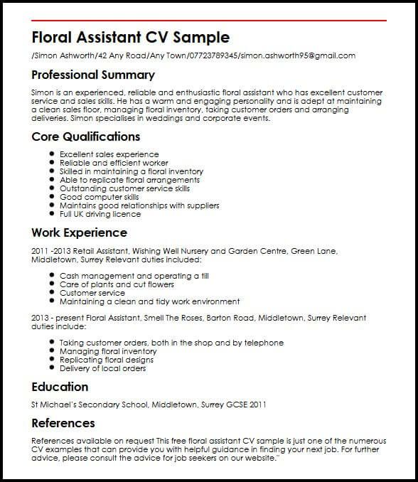 Cv Template Job Centre Good Cv Job Resume Examples Resume Examples