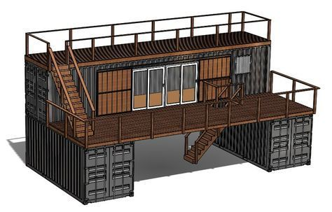 We are the premiere provider of custom container homes. Using 20 & 40 ft containers, we provide unique, modern, durable, & cost-effective homes